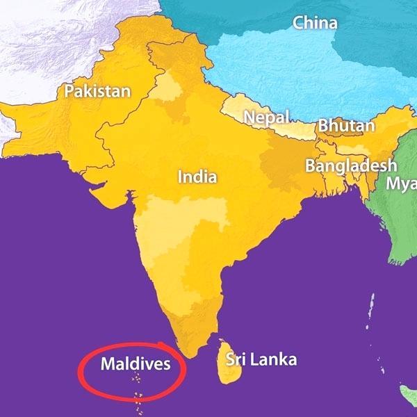 The Maldives Boom Bingo World
